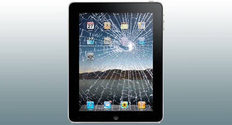 iPad Glass Repair